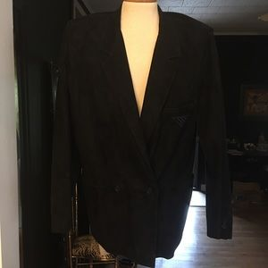 AUTHENTIC VINTAGE Gianni Versace Dbl Brstd Jacket